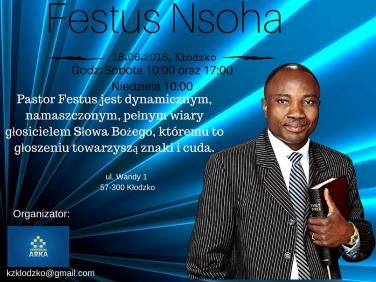 Festus Nsoha